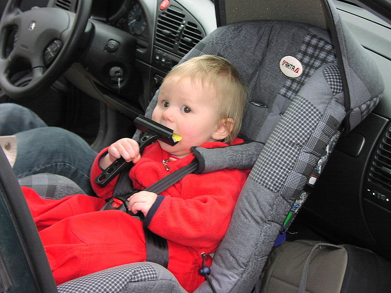 Ohio Lawmakers Push For Backseat Child Alarms