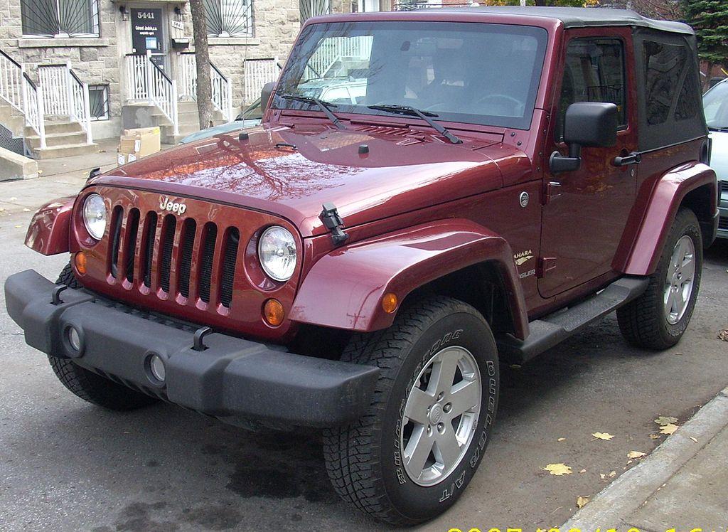 Jeep Lemon Law - Rust Risk Forces Wrangler Recall