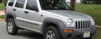 Jeep Liberty Lemon