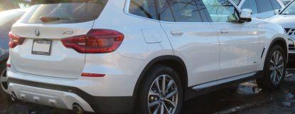 BMW X3 Lemon