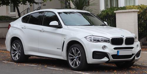 BMW X6 Lemon Law - Control Arm Recall